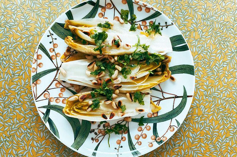 Grilovana endive salata
