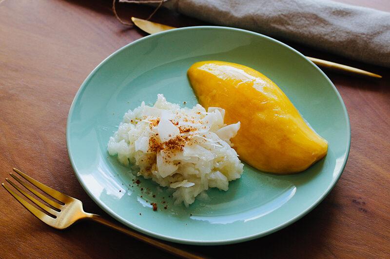 Mango & kokos sa rižom