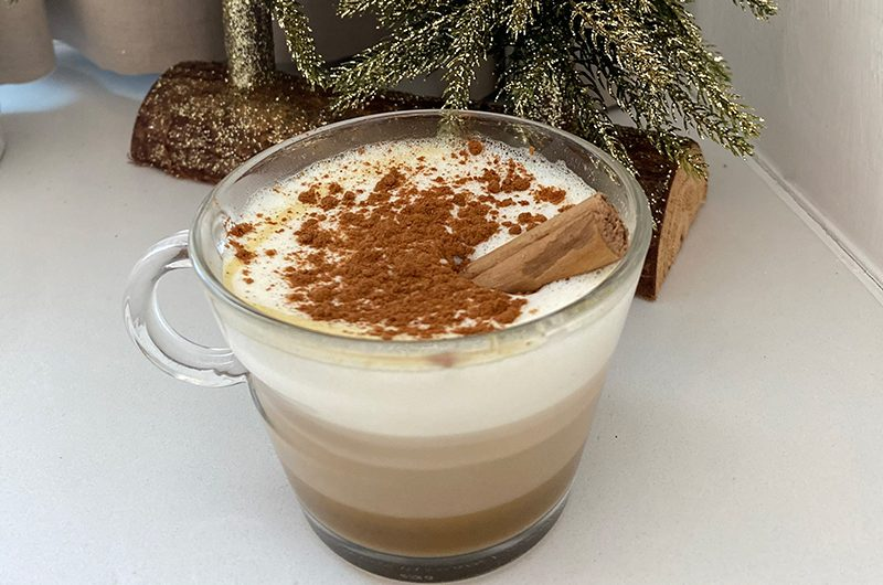 Latte od bundeve i vanile